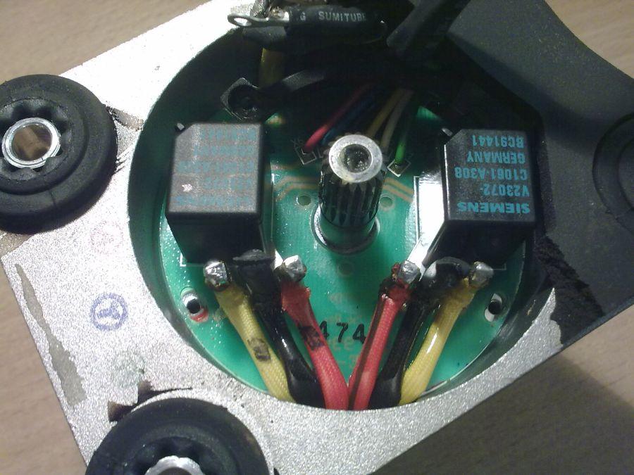 Naprawa sterownika wspomagania kierownicy Fiat Punto