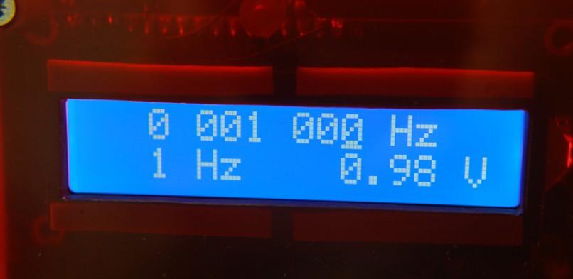 Generator warsztatowy DDS na układzie AD9850