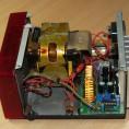 Zasilacz warsztatowy impulsowy 0-25V 0-5A