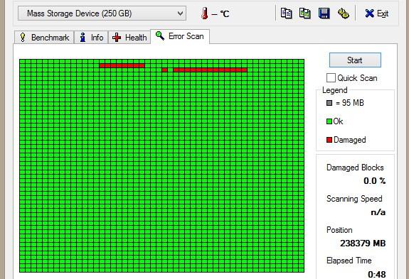 Dysk HDD do przenoszenia danych z odzysku