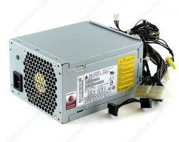 Naprawa zasilacza HP XW6400 – wyprowadzenia kabli zasilających