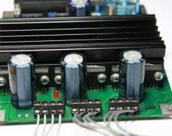 Naprawa i uruchomienie sterownika CNC opartego na układach TA8435