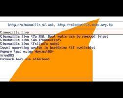 Przeniesienie systemu Ubuntu Server na inny, mniejszy dysk