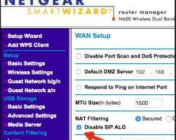 VoIP – połączenia przychodzące nie działają